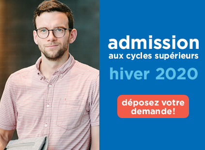 Admission Hiver 2020