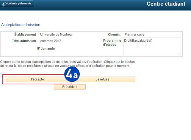 track your application online université de montréal admissions