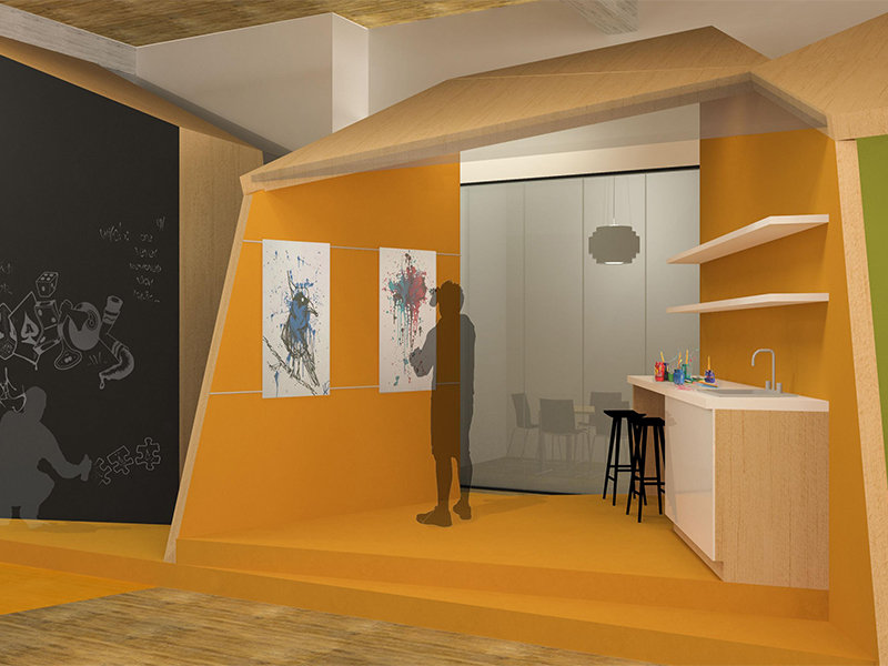 Am nager l 39 avenir des projets couper le souffle for Design interieur universite